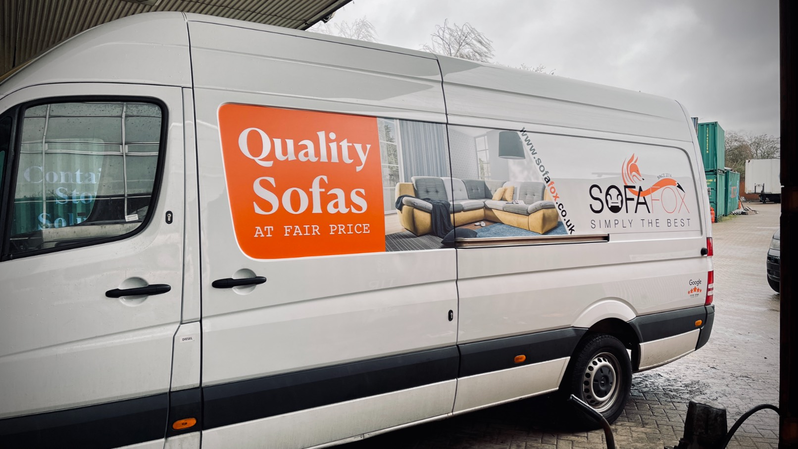 Sofafox - Quality Sofas